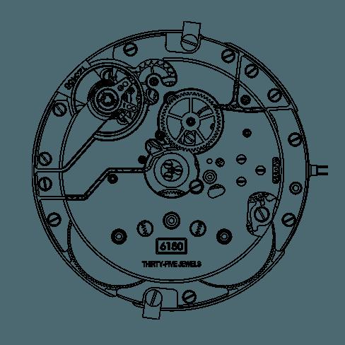 Zenith Elite 6150 calibre