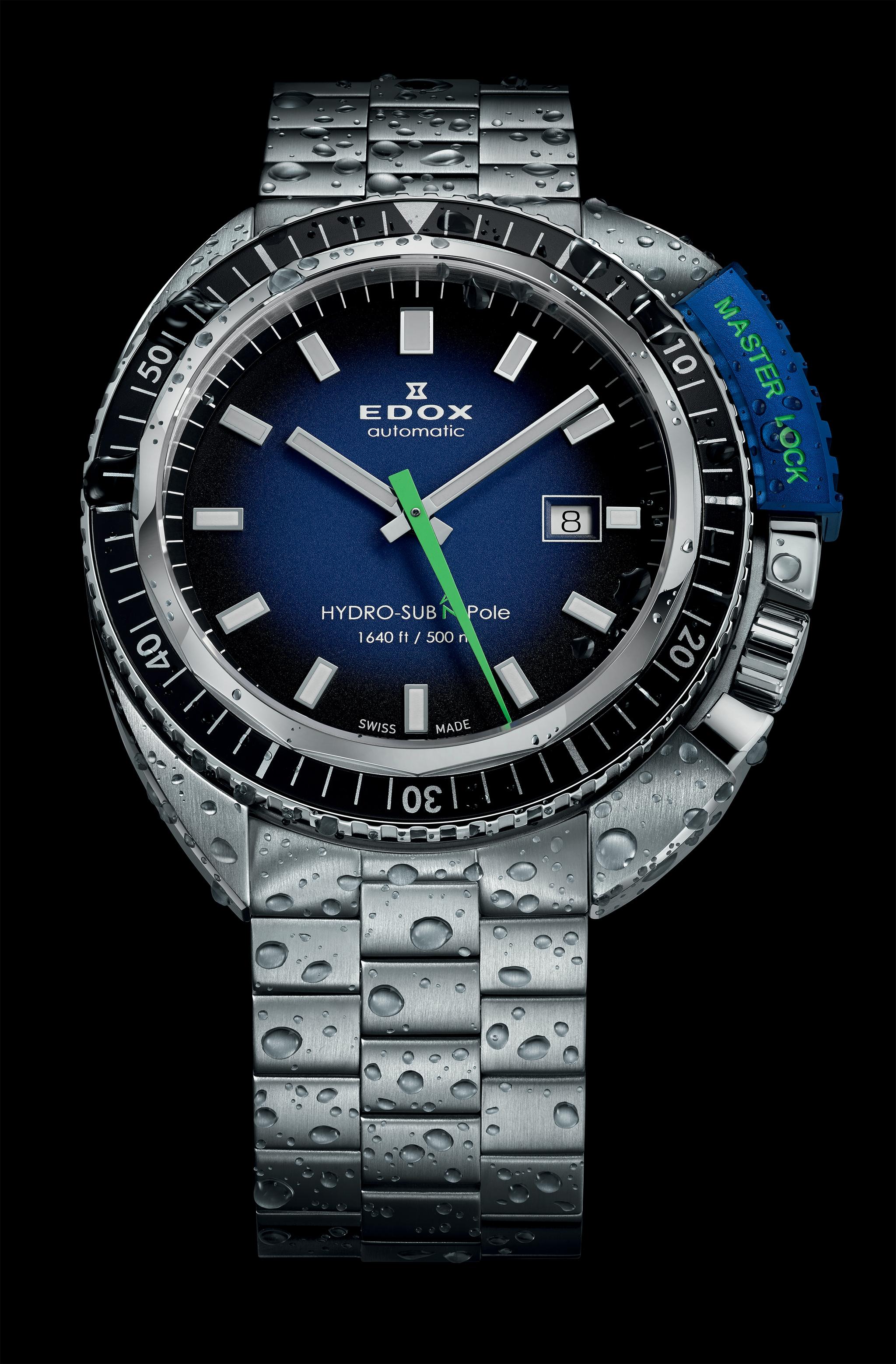 Edox Hydro Sub