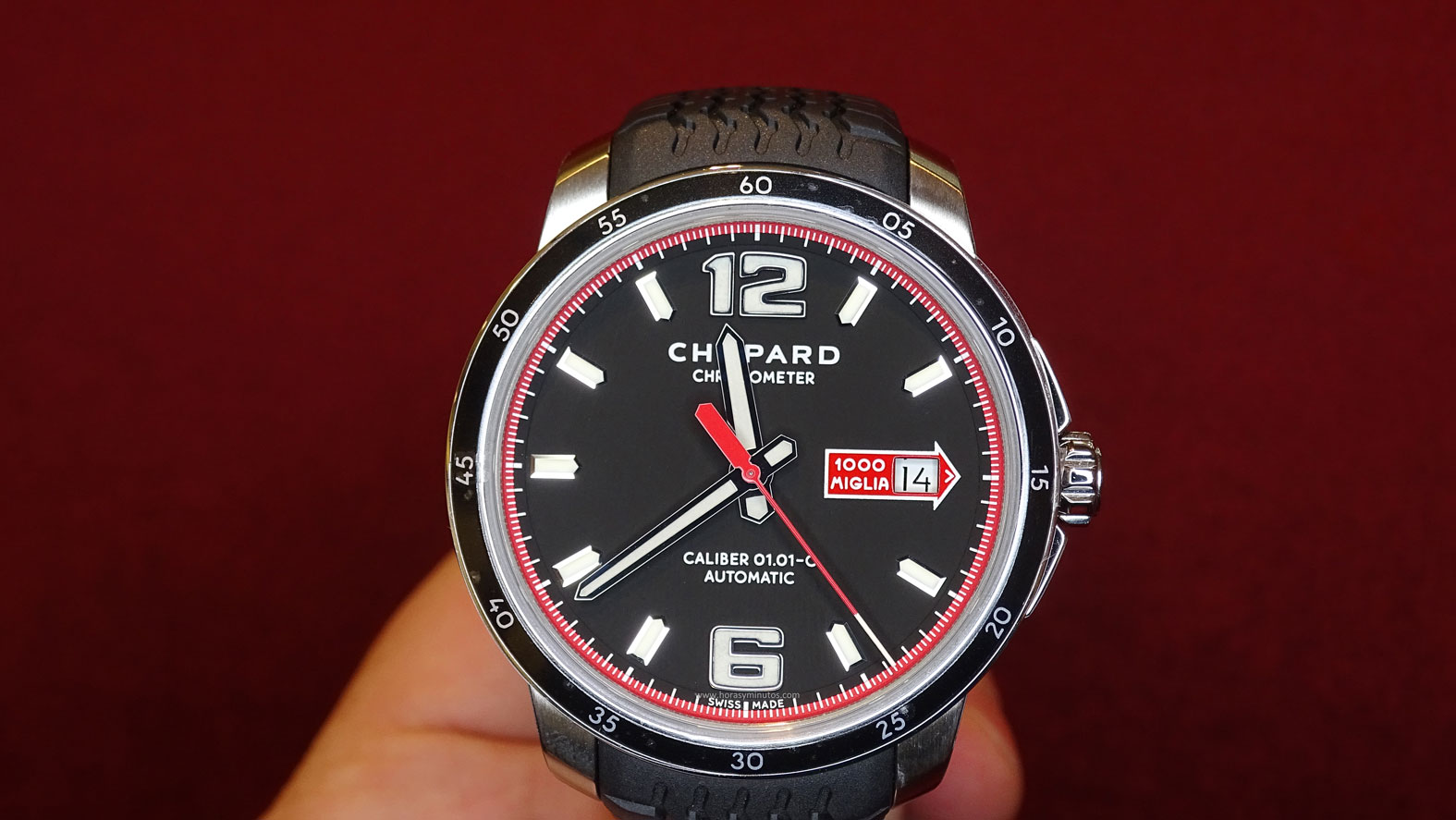 Chopard Mille Miglia GTS Automatic frontal
