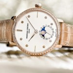 Slimline Moonphase Manufacture de Frederique Constant para mujer