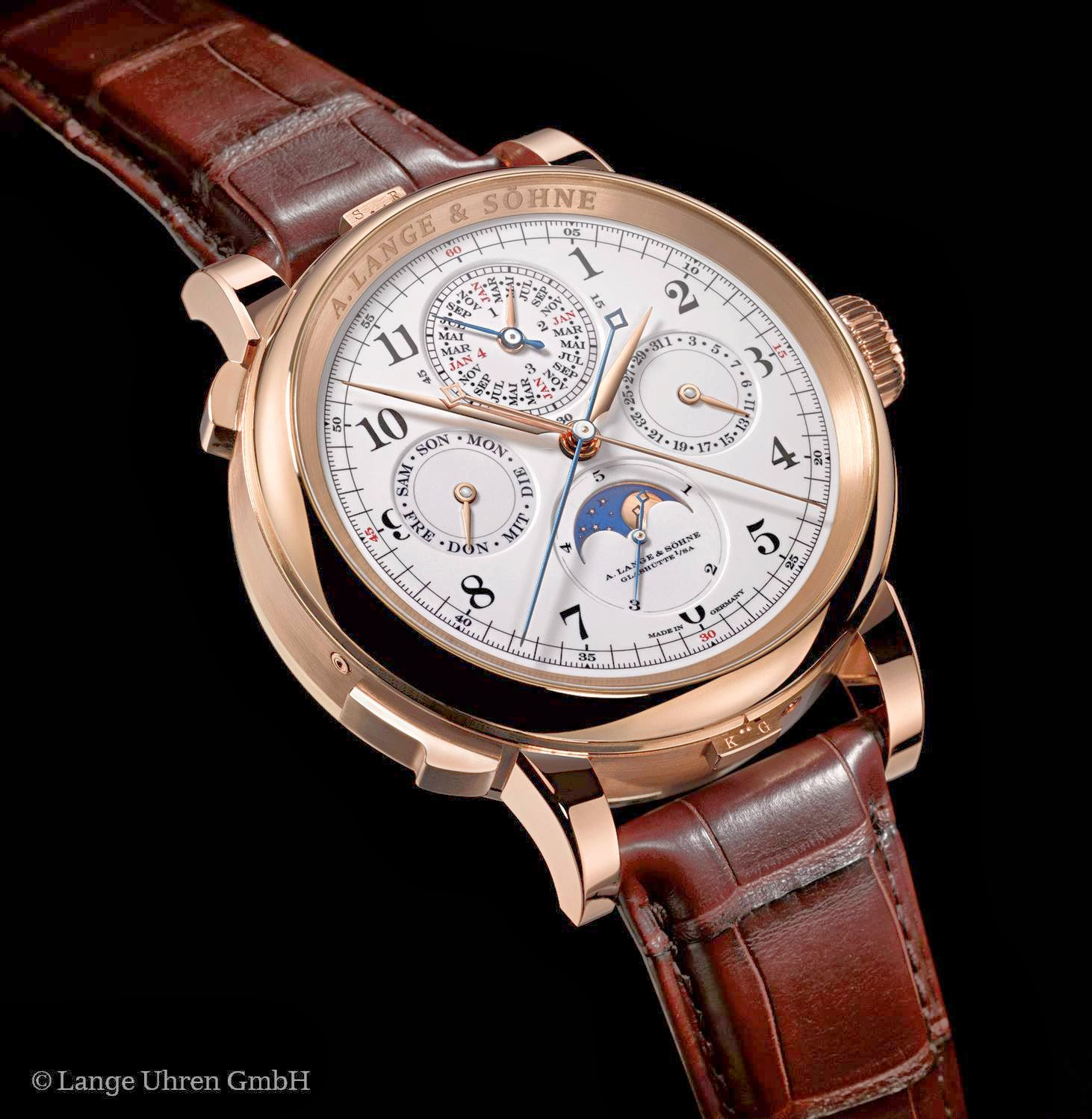 A. Lange & Söhne - Grand Complication 2