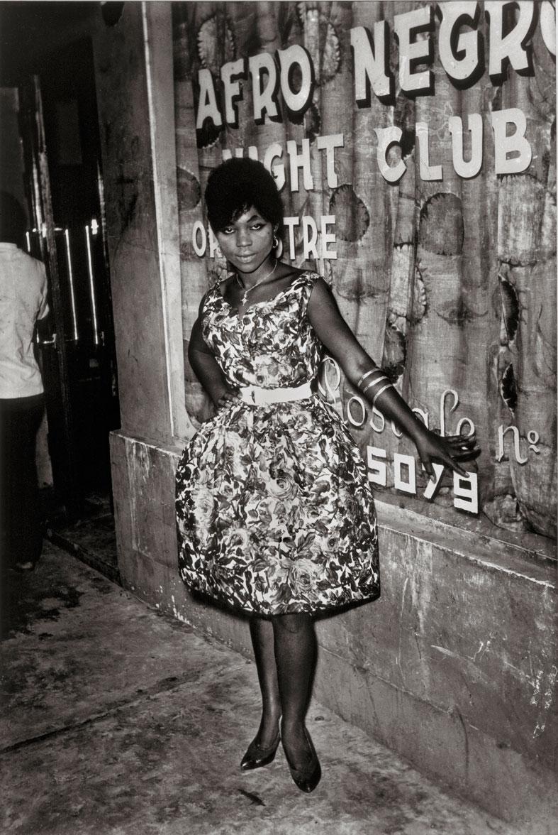Cartier - Jean Depara. Uma Moziki 1960