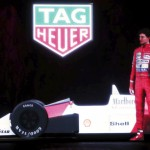 Lanzamiento de la Colección Especial Ayrton Senna de TAG Heuer con Fernando Alonso