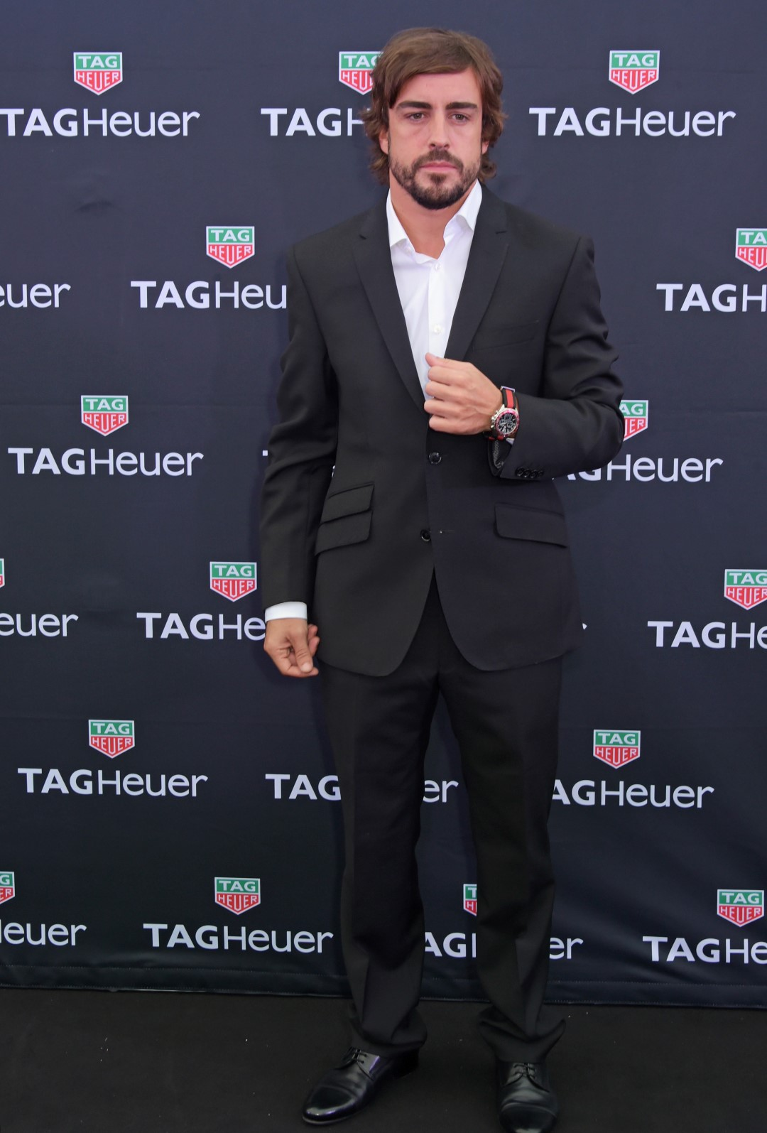 MONACO - MAY 23:  Brand Ambassador Fernando Alonso attends the TAG Heuer Monaco Party on May 23, 2015 in Monaco, Monaco.  (Photo by David M. Benett/Getty Images for TAG Heuer) *** Local Caption *** Fernando Alonso
