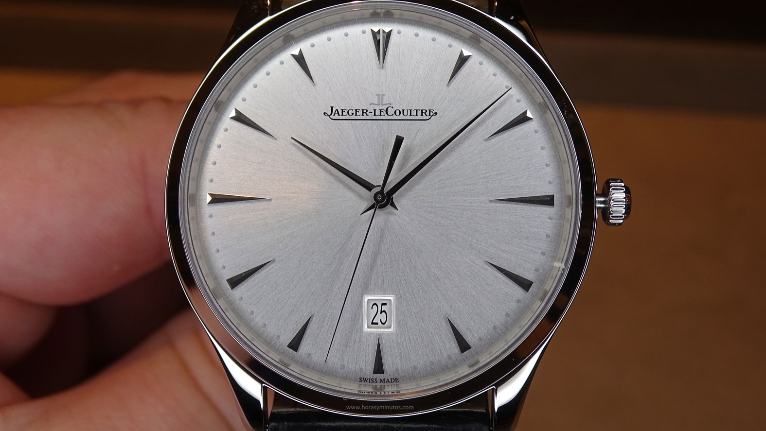Jaeger-LeCoultre Master Ultra Thin Acero