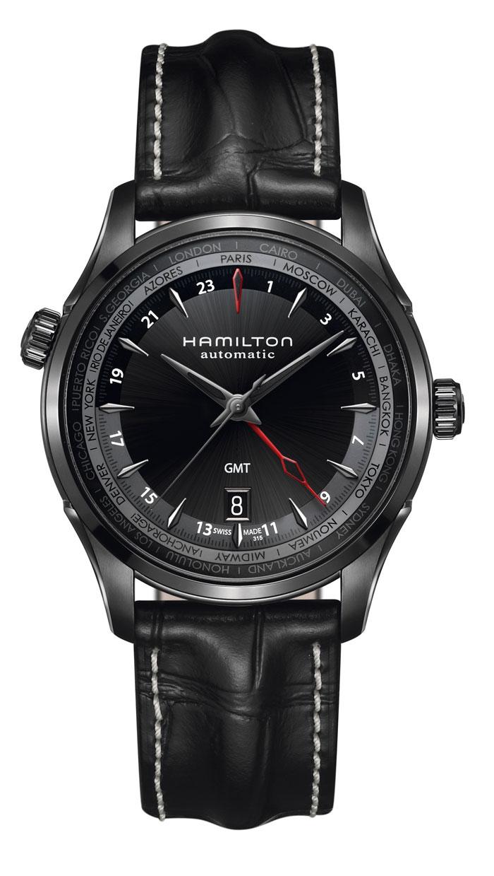 Hamilton Jazzmaster GMT Auto