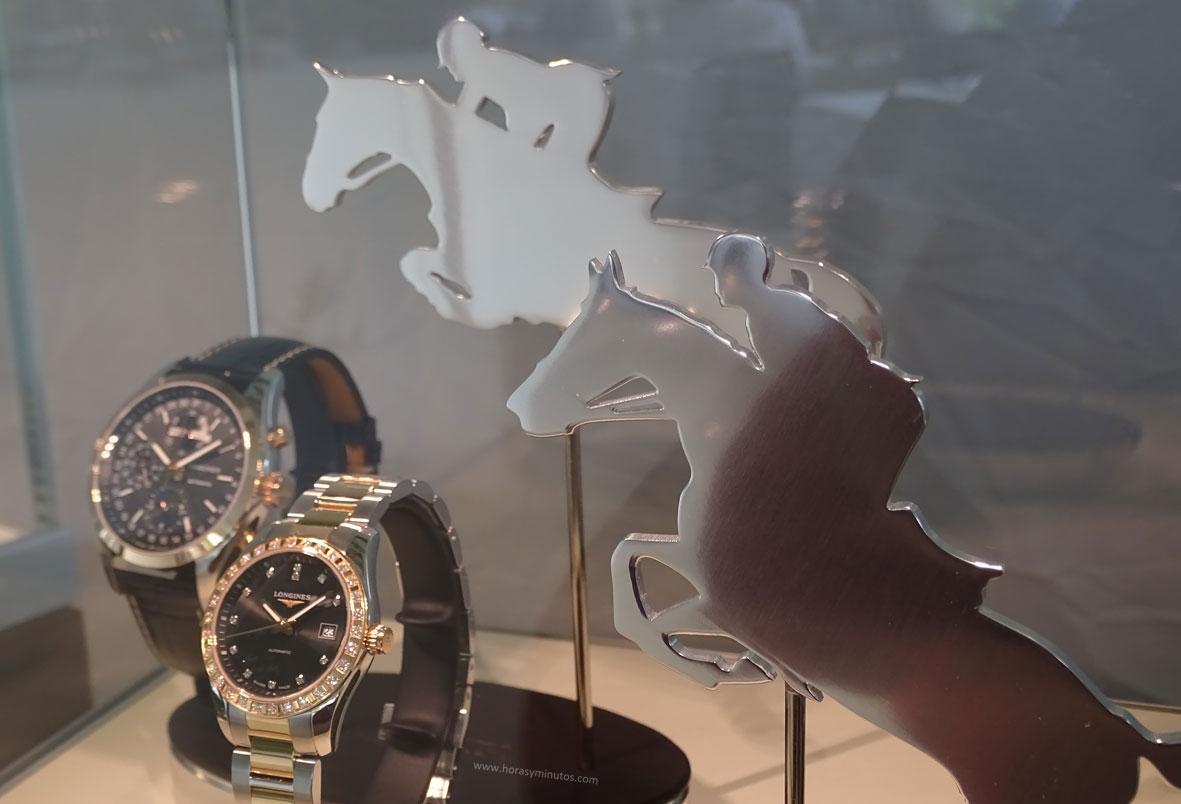 Longines Global Champions Tour Madrid - relojes 1