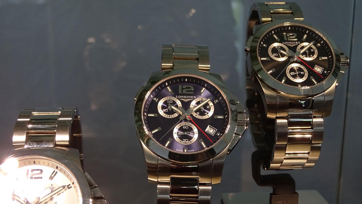 Longines Global Champions Tour Madrid - relojes 2