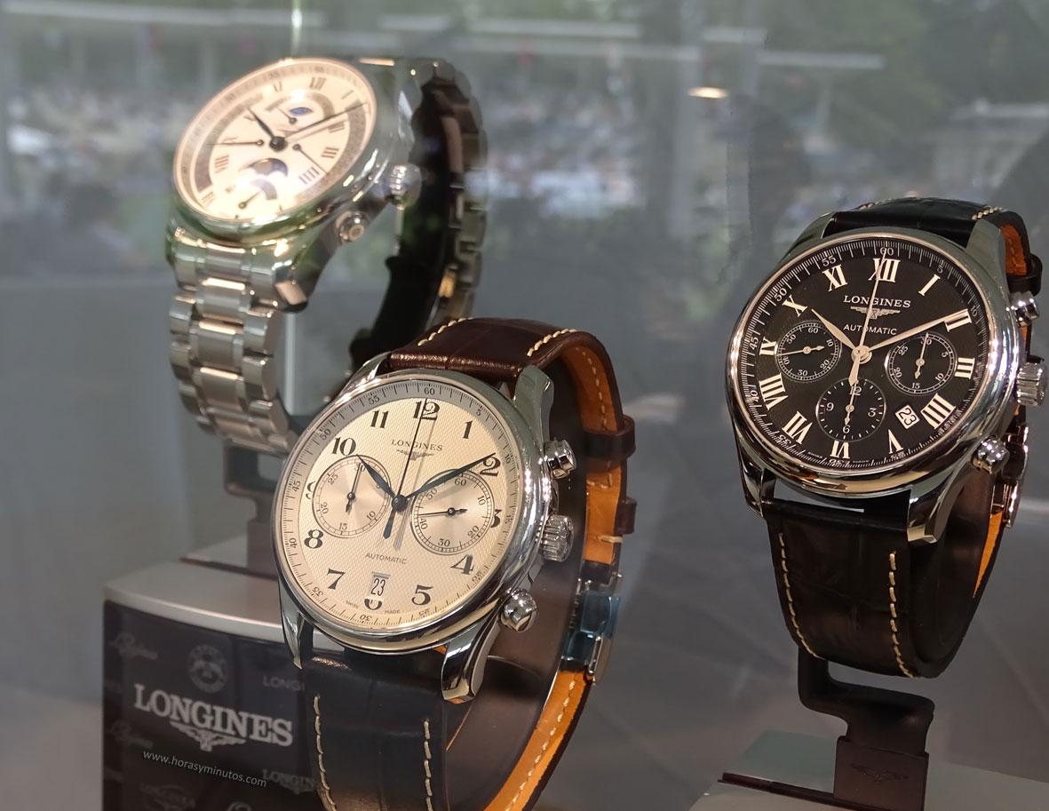 Longines Global Champions Tour Madrid - relojes
