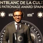Sergi Ferrer-Salat, premio Montblanc de La Culture