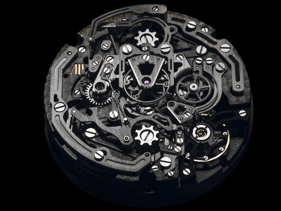 Audemars Piguet Royal Oak Concept Laptimer Michael Schumacher calibre 1
