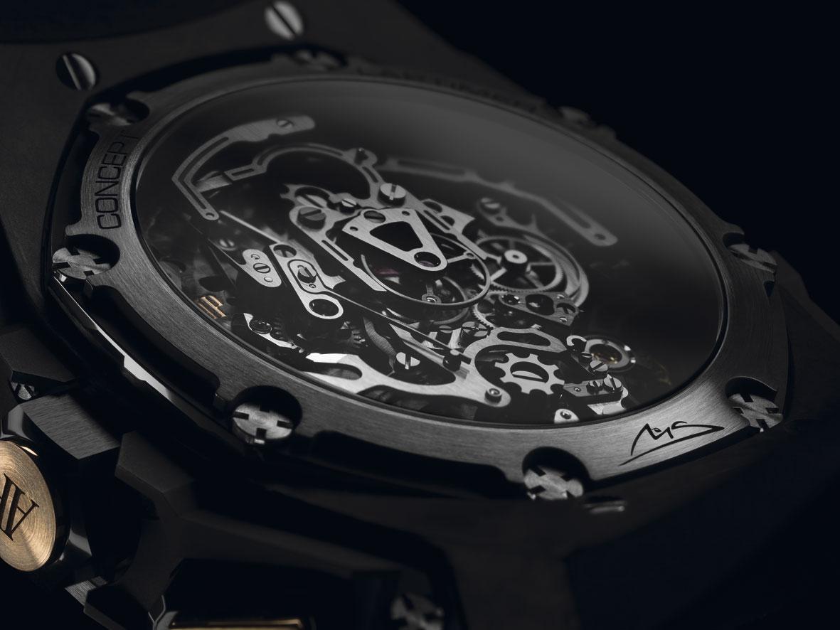 Audemars Piguet Royal Oak Concept Laptimer Michael Schumacher calibre