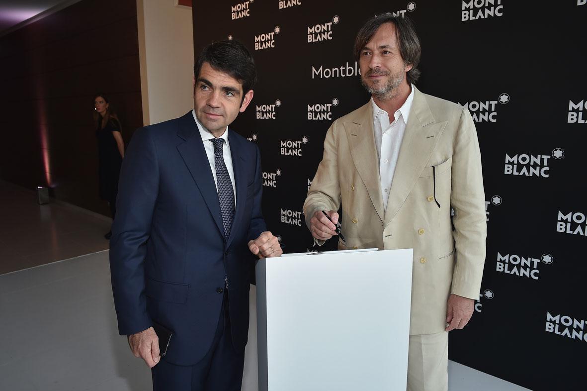 Jérôme Lambert y Marc Newson