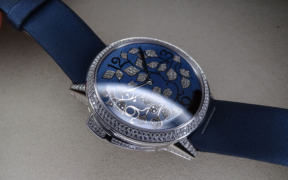 Jaeger-LeCoultre Rendez-Vous Minute Repeater lateral