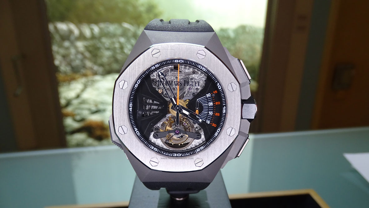 SIAR 2015 - Audemars Piguet Royal Oak Concept RD 1