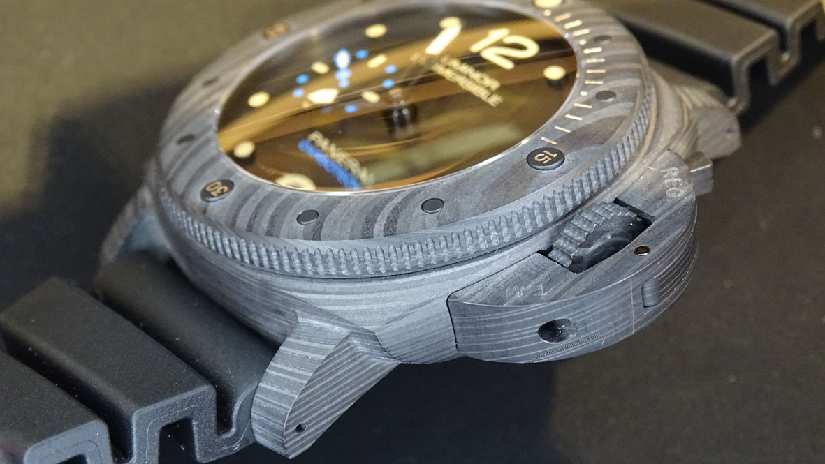 SIAR 2015 - Panerai Submersible Carbotech