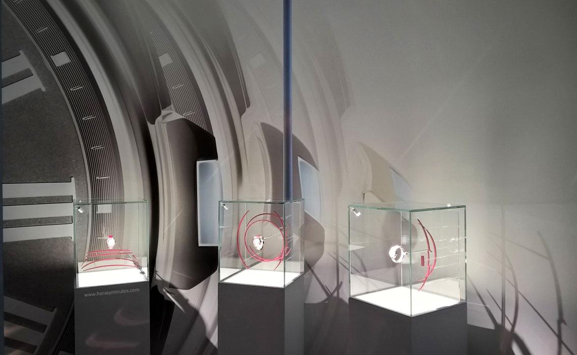 SIAR 2015 - exposición del Clé de Cartier