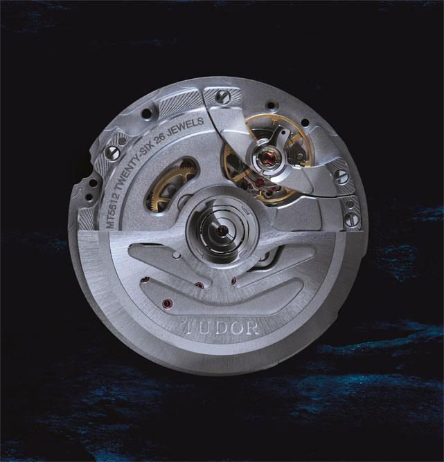 Tudor calibre MT5612