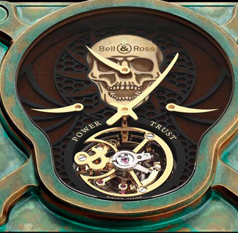 Bell Ross Only Watch esfera
