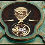 BR01 Skull Bronze Tourbillon de Bell & Ross para Only Watch