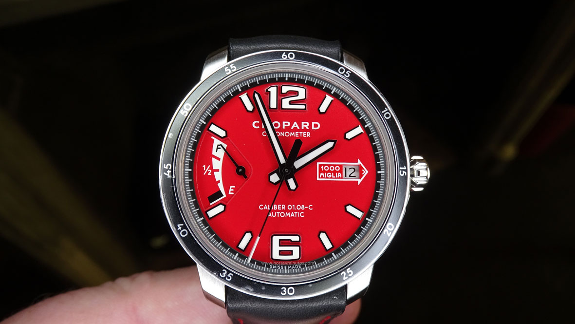 Chopard Mille Miglia Race Edition frontal 1