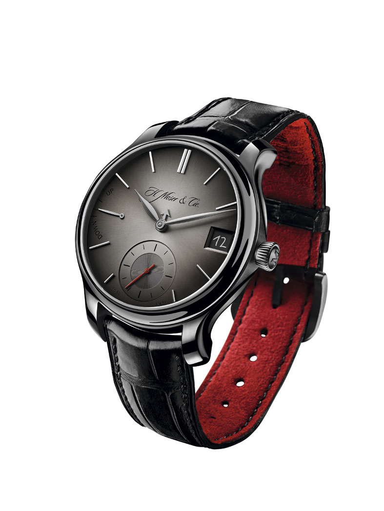 Endeavour Perpetual Calendar Only Watch perfil