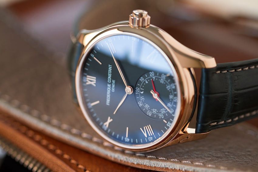 Frederique Constant Only Watch detalle