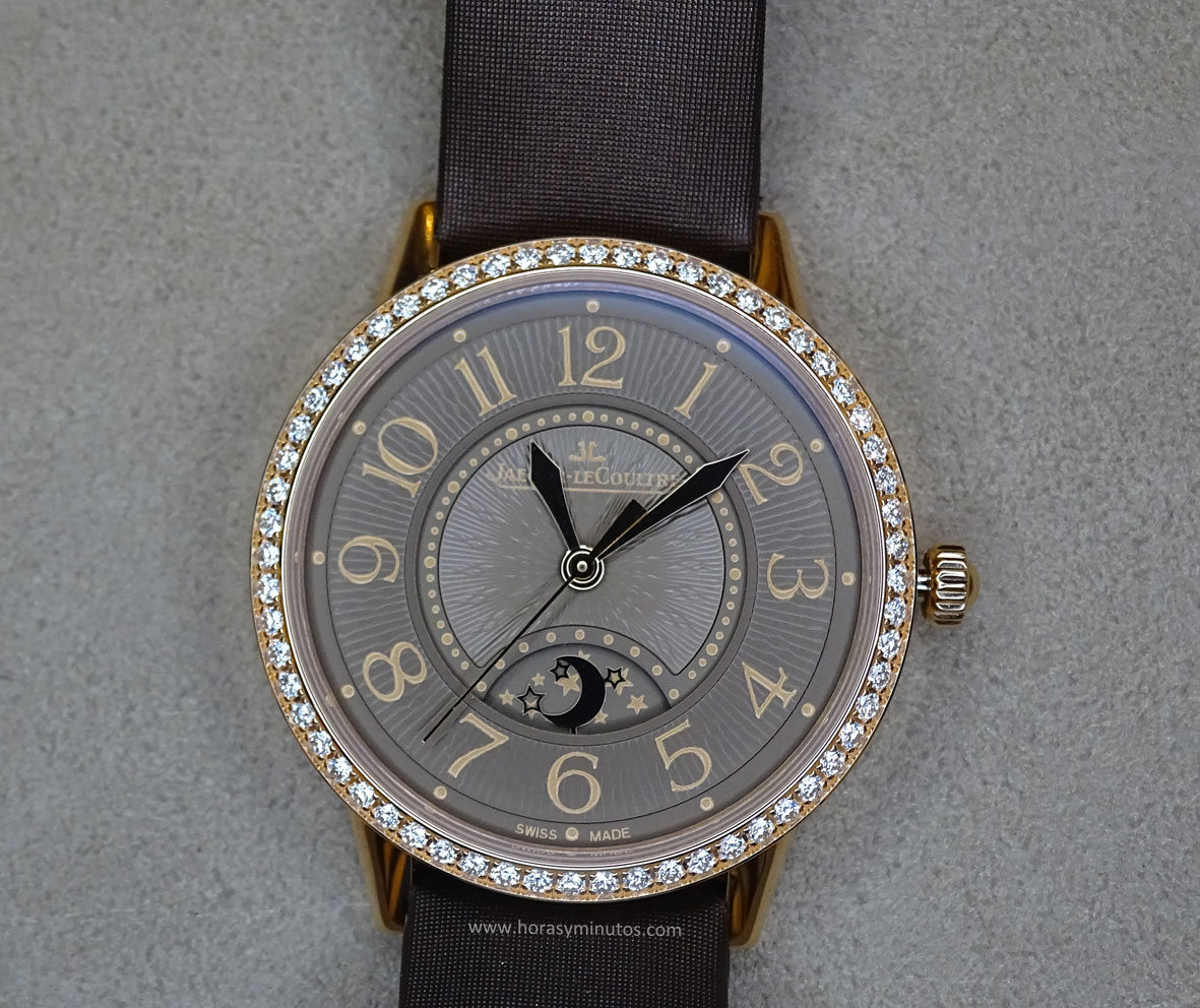 Jaeger-LeCoultre Rendez-Vous Night & Day Boutique Edition - frontal