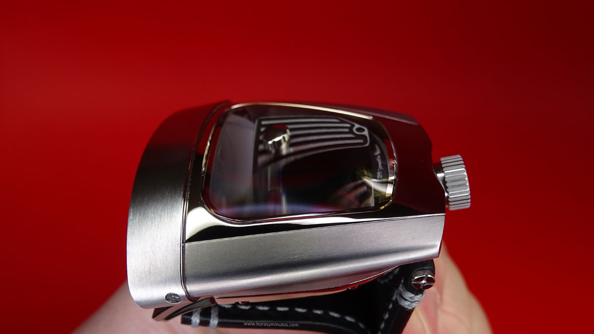MBF HMX cristal de zafiro