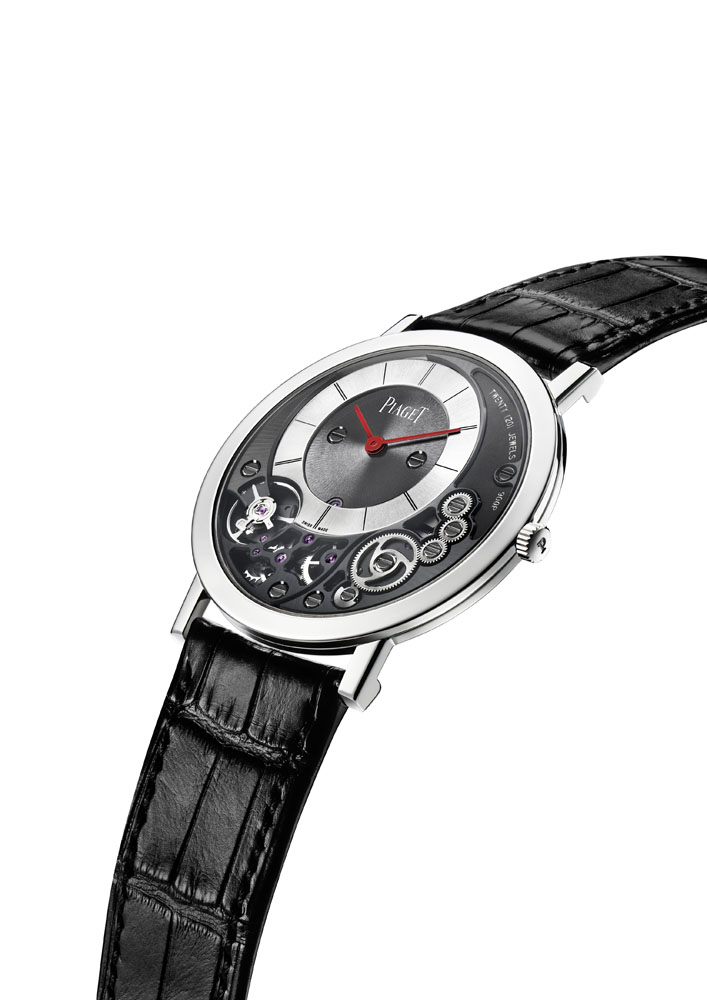 Piaget Altiplano 900P Only Watch lateral