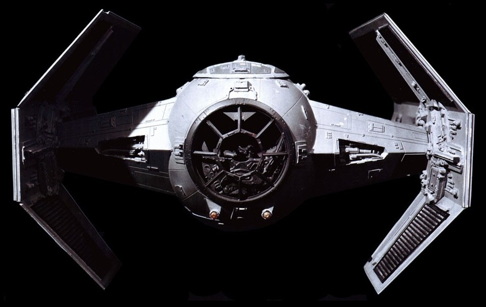 Tie fighter advanced