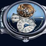 Tourbillon Souverain Bleu de F. P. Journe para Only Watch