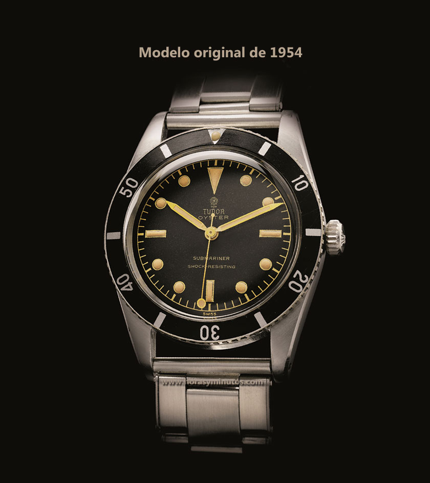 Tudor Black Bay referencia 7923