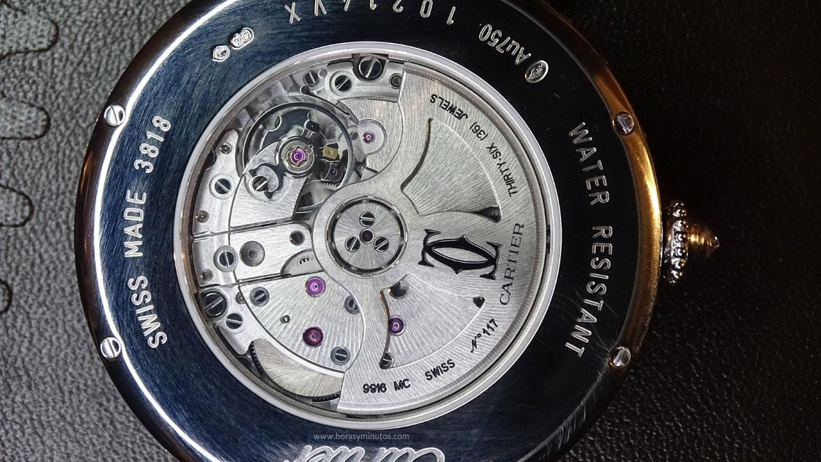 Cartier Rêves de Panthères - Calibre 9916 MC