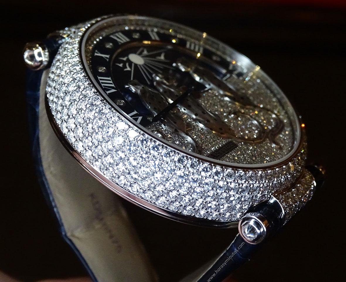 Cartier Rêves de carrura