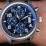 """En la muñeca: IWC Pilot's Watch Double Chronograph Edition """"Le Petit Prince"""""""