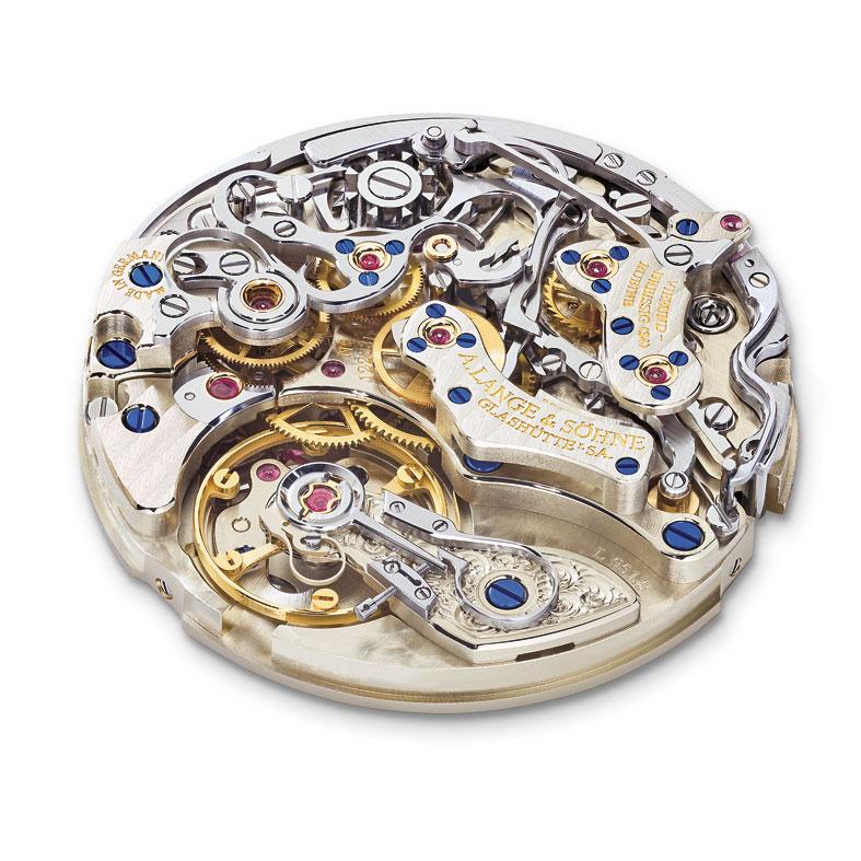 A Lange Sohne 1815 chronograph calibre L951_5