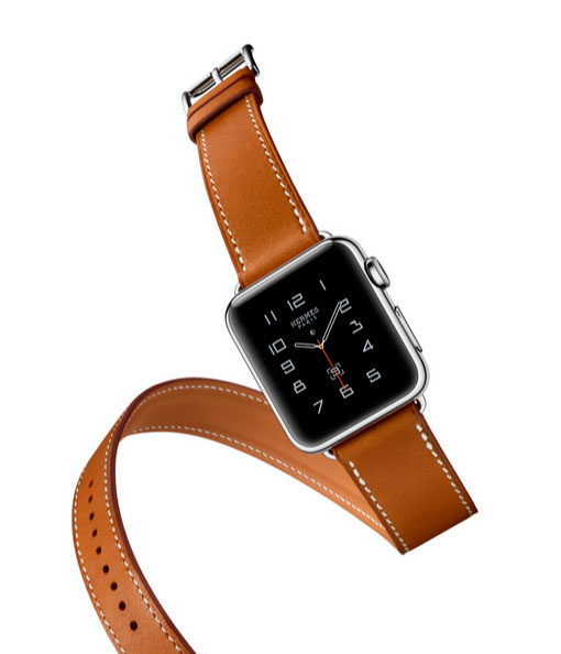 Apple watch Hermes Double Tour