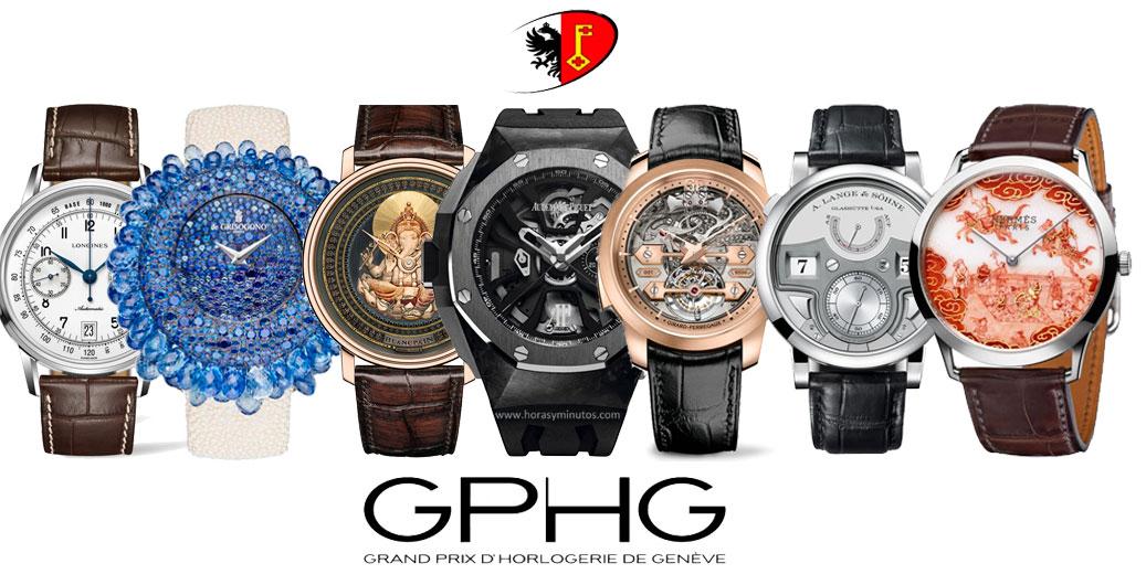 Candidatos GPHG