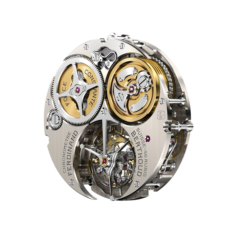 Chronomètre FERDINAND BERTHOUD FB 1 -calibre FB-T FC