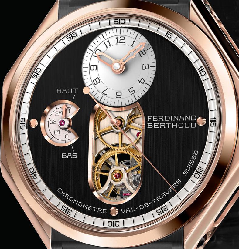 Chronomètre FERDINAND BERTHOUD FB 1 esfera