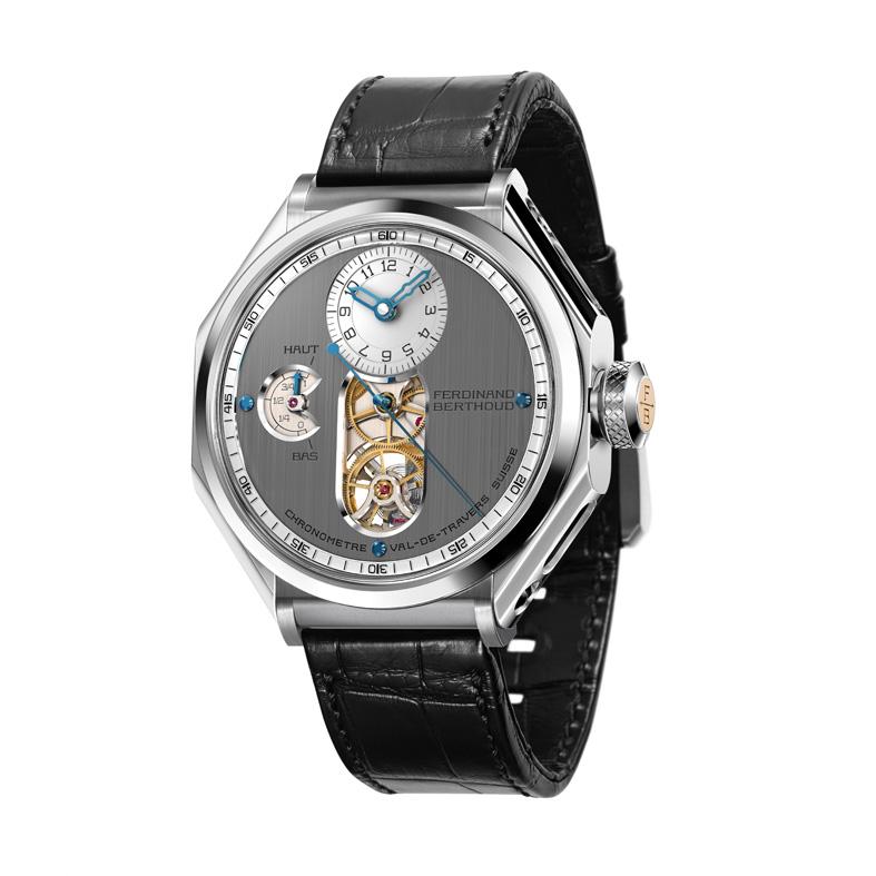 Chronomètre FERDINAND BERTHOUD FB 1 oro gris