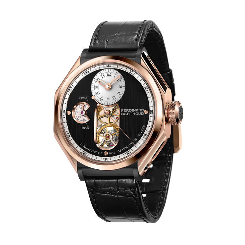 Chronomètre FERDINAND BERTHOUD FB 1 oro rosa