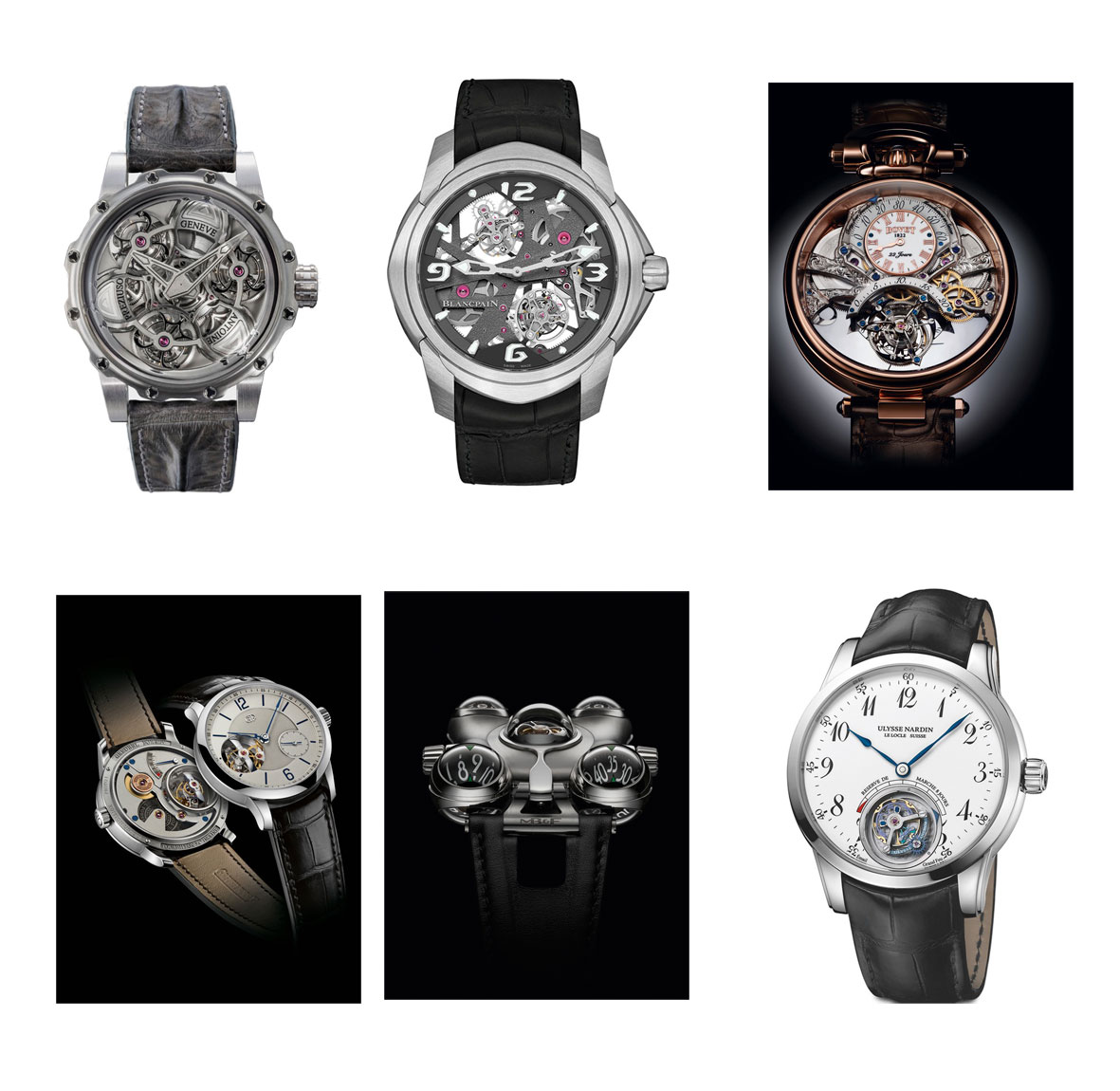 Grand Prix dHorlogerie - Tourbillon