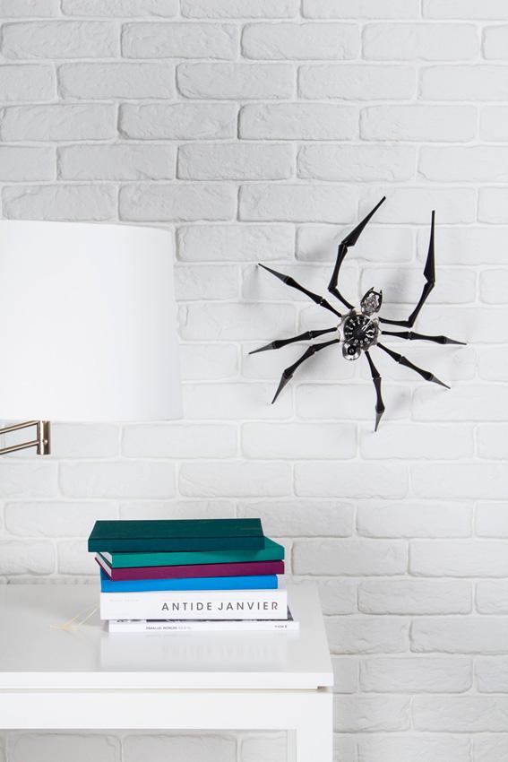MBF-Arachnophobia en pared