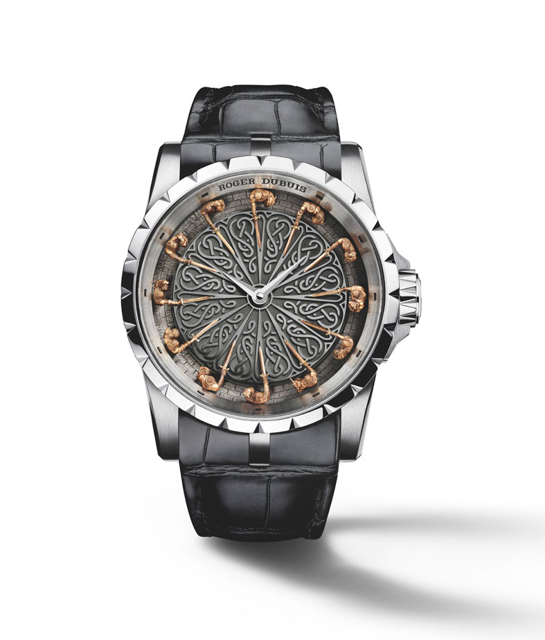 Roger Dubuis Knights of the Round Table