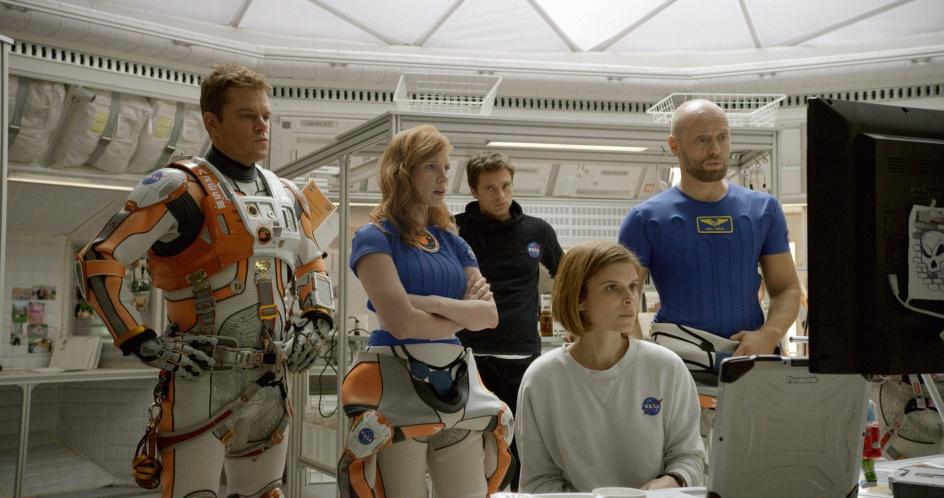 The Martian Tripulacion