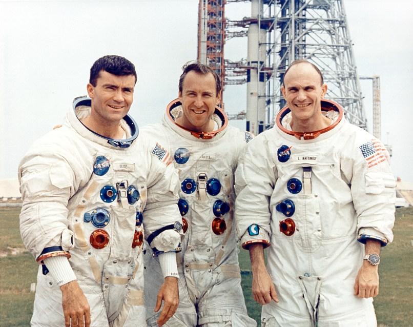Tripulación Apolo 13
