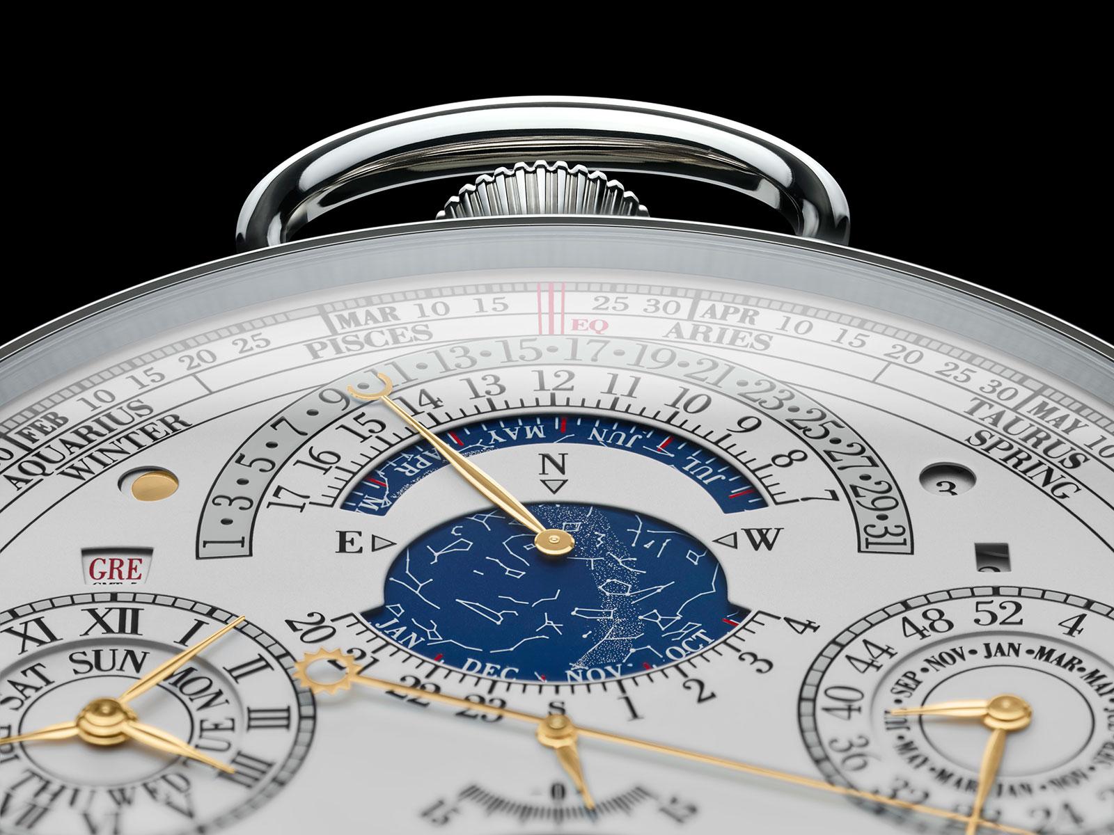 Vacheron Constantin Reference 57260 Tivoli Calendarios