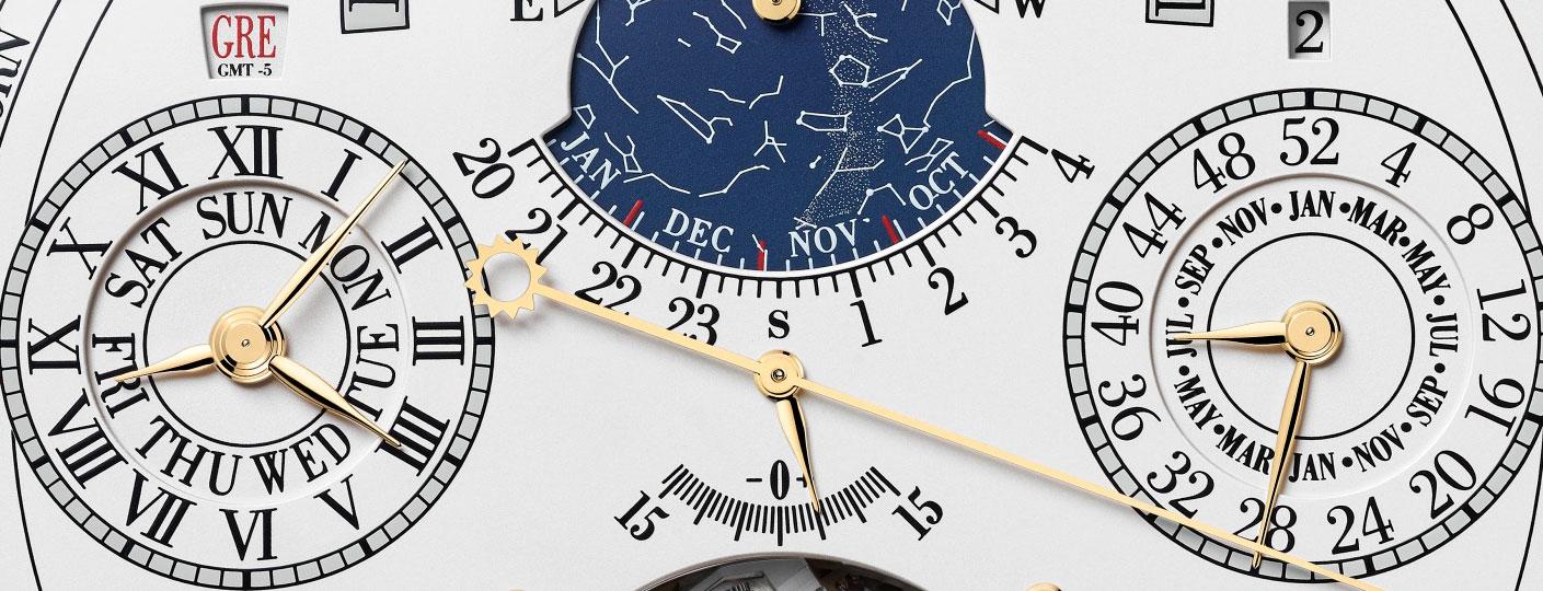 Vacheron Constantin Reference 57260 Tivoli reverso calendarios
